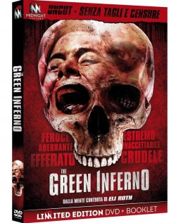 oring The Green Inferno Film Midnight Factory